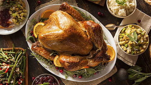 5 Healthy Thanksgiving Eating Tips