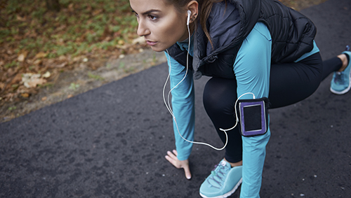 Follow a 5K training plan