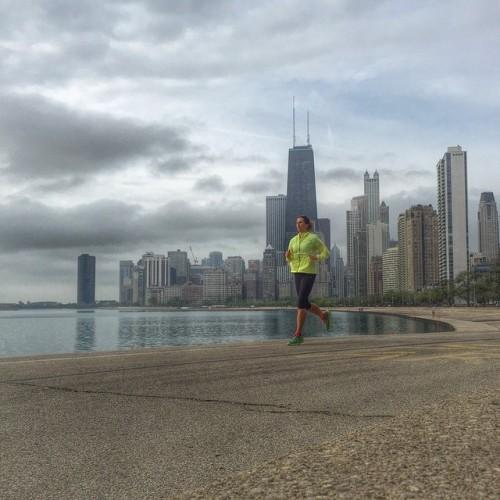 Photo: Run to The Finish